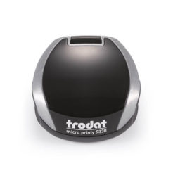 Trodat Micro Printy 9330 silber front